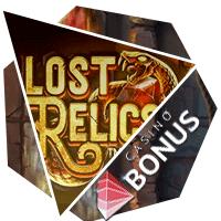 lost relics spelautomat