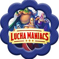 lucha maniacs spelautomat