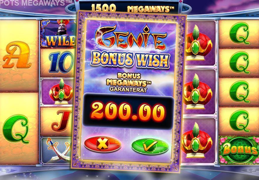 Genie Megaway